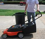 Rechargeble Mower